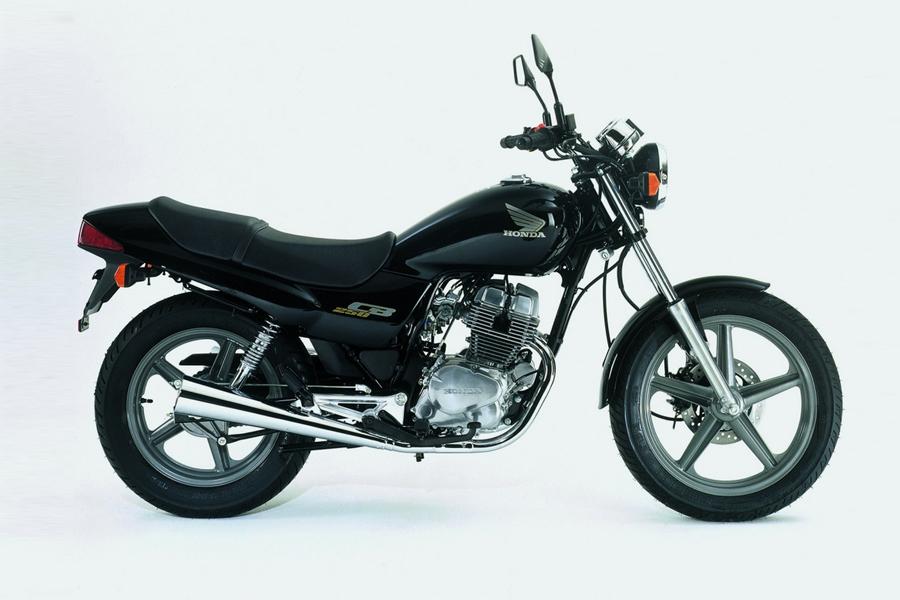 CB 250 1992-2003