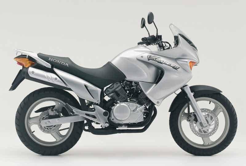 VARADERO 125 2001-2004