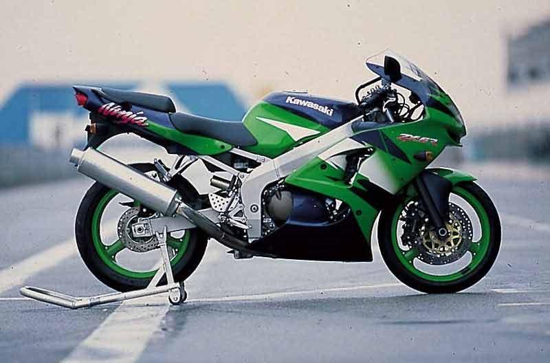 ZX6-R 1999/2000